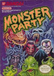 Monster Party para NES