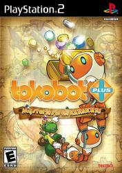 Tokobot Plus: Mysteries of the Karakuri para PlayStation 2