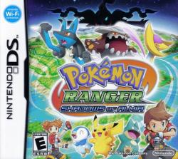Pokémon Ranger: Shadows of Almia para Nintendo DS