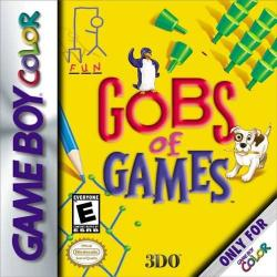 Gobs of Games para Game Boy Color