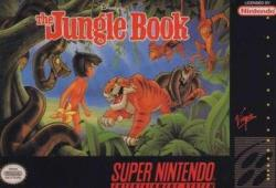 The Jungle Book para Super Nintendo
