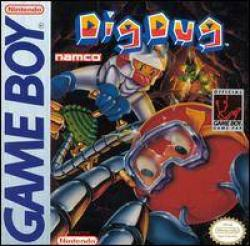 Dig Dug para Game Boy