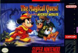 The Magical Quest starring Mickey Mouse para Super Nintendo