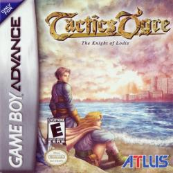 Tactics Ogre: The Knight of Lodis para Game Boy Advance