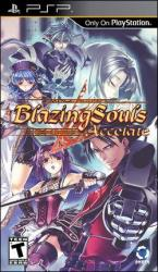 Blazing Souls: Accelate para PSP