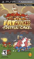 Fat Princess: Fistful of Cake para PSP