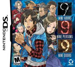 Nine Hours, Nine Persons, Nine Doors para Nintendo DS