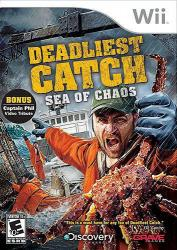 Deadliest Catch: Sea of Chaos para Wii