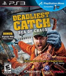Deadliest Catch: Sea of Chaos para PlayStation 3