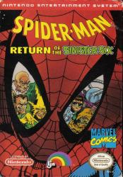 Spider-Man: Return of the Sinister Six para NES