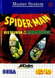 Spider-Man: Return of the Sinister Six para Master System
