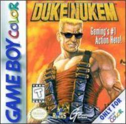 Duke Nukem para Game Boy Color