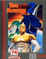 King of the Monsters 2: The Next Thing para Neo Geo