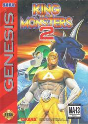 King of the Monsters 2 para Mega Drive