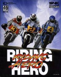 Riding Hero para Neo Geo