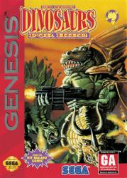 Dinosaurs for Hire para Mega Drive