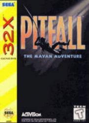 Pitfall: The Mayan Adventure para 32X