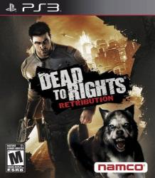 Dead to Rights: Retribution para PlayStation 3