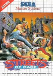 Streets of Rage para Master System