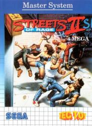 Streets of Rage 2 para Master System