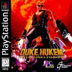 Duke Nukem: Total Meltdown para PlayStation