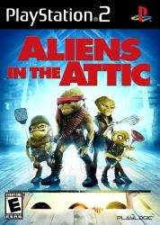 Aliens in the Attic para PlayStation 2