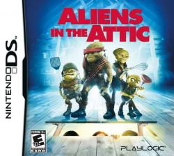 Aliens in the Attic para Nintendo DS