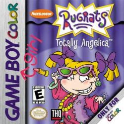 Rugrats: Totally Angelica para Game Boy Color