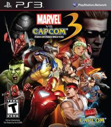 Marvel vs. Capcom 3: Fate of Two Worlds para PlayStation 3