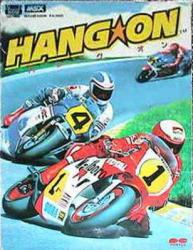 Hang-On para MSX