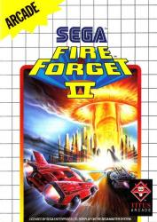 Fire & Forget II para Master System