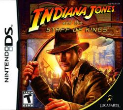 Indiana Jones and the Staff of Kings para Nintendo DS