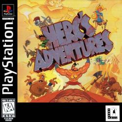 Herc's Adventures para PlayStation