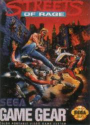Streets of Rage para GameGear