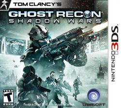 Ghost Recon: Shadow Wars para Nintendo 3DS