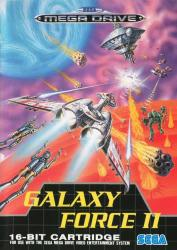 Galaxy Force II para Mega Drive
