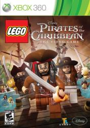 Lego Pirates of the Caribbean: The Video Game para Xbox 360