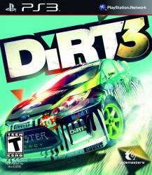 DiRT 3 para PlayStation 3