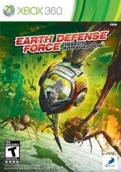 Earth Defense Force: Insect Armageddon para Xbox 360