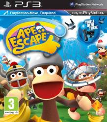 PlayStation Move Ape Escape para PlayStation 3
