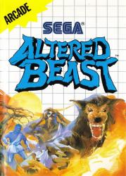 Altered Beast para Master System