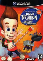 Jimmy Neutron: Jet Fusion para GameCube