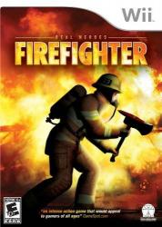 Real Heroes: Firefighter para Wii