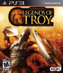 Warriors: Legends of Troy para PlayStation 3