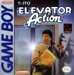 Elevator Action para Game Boy