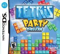 Tetris Party Deluxe para Nintendo DS