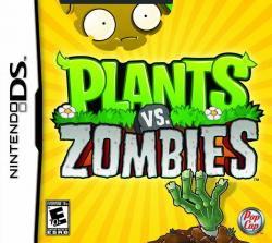Plants vs. Zombies para Nintendo DS