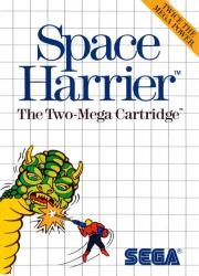 Space Harrier para Master System