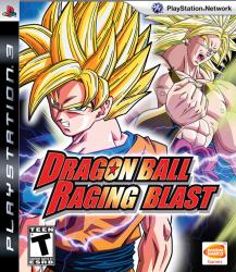 Dragon Ball: Raging Blast para PlayStation 3