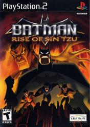 Batman: Rise of Sin Tzu para PlayStation 2